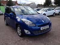 2011 61 RENAULT GRAND SCENIC 1.5 DYNAMIQUE TOMTOM DCI 5D 110 BHP DIESEL