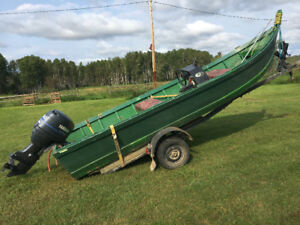 ATTENTION! Northern Boat/motor/trailer FOR SALE!