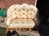 Conservatory chair sofa