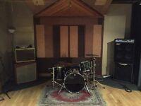 Music Studio Recording Studio Rehearsal Space Old Street N1
