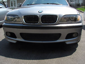 2004 BMW 3-series 330i (ZHP package)
