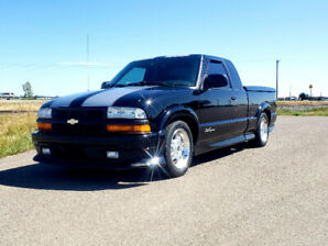 2003 Chevrolet S-10 LS XTREME. Very low Kms   4.3L V6