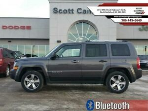 2016 Jeep Patriot North Edition (Lloyd, Battleford, Saskatoon)