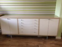 Ikea magiker sideboard