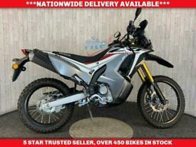 HONDA CRF 250 RALLY ABS GENUINE LOW MILEAGE ONE OWNER 2020 20