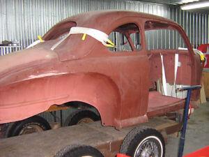 Ford Mercury 1946 modèle 114