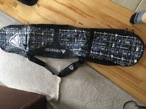 Two Firefly Snowboard Bags