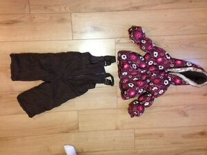 12-18 months winter coat and snow pants