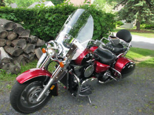 2008 Kawasaki Vulcan nomad for sale