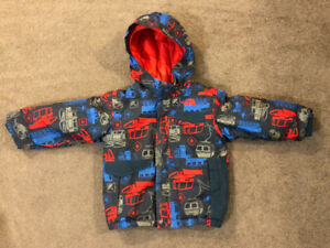 North face jacket Size 4