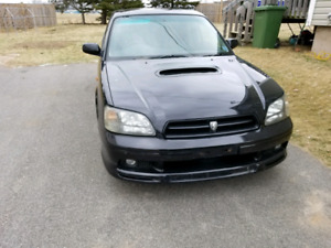 2000 Subaru Legacy B4 RSK twin turbo