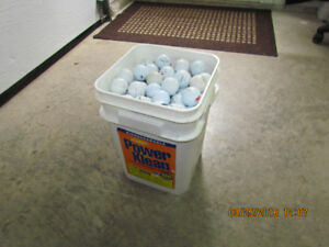 Misc Assorted Golf Balls