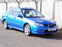 Subaru Impreza 2.0 R Sport, Blue, 2006, 6 Months AA Warranty