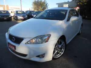 2008 Lexus IS 250 Sedan Leather ,s.roof $7395
