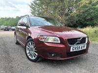VOLVO V 50 2.0 D 59 PLATE POWER SHIFT SE DIESEL 6 SPEED ESTATE,CRUISE CONTROL
