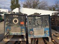 Miller 250 Ac/dc welders