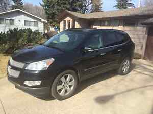 2009 Chevrolet Traverse LTZ For Sale by Owner.