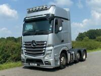 Mercedes-Benz Actros 2551 6 X 2 Tractor Unit