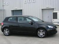 Volkswagen Golf 2.0TDI CR SE 3 Door Hatch Back Black