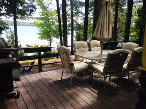 Waterfront Cottage For Rent Canada Day Long Weekend /  Week