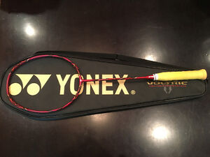 Yonex Voltric E-Tune 80 Badminton Racquet (Like New - Used Once)