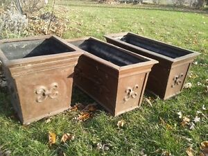 Planter Box set of 3