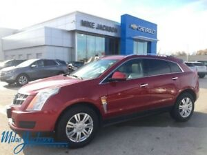 2012 Cadillac SRX Luxury  - Sunroof -  Leather Seats