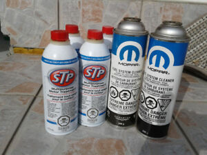 Fuel Injector Cleaner.