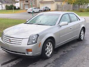 Cadillac Cts 2006 3.6l extra clean!