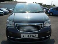 2014 Chrysler Grand Voyager 2.8 CRD Limited Auto 5dr MPV Diesel Automatic