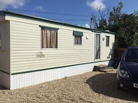 2 bed flat / Mobile home available for rent