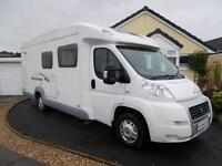 Ace Airstream 680FB 4 Berth Quality Built Motorhome with Fixed Rear Bed