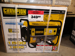brand new sealed Portable generator