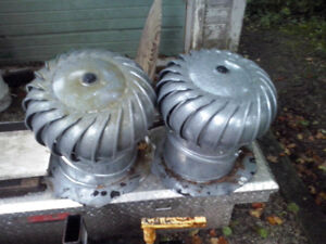 16 inch Used  Whirly Bird Roof Vent