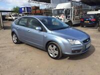 FORD FOCUS 2008/57 1.6 MY STYLE PETROL - MANUAL - LOW MILEAGE - LONG MOT