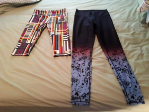 Women's work out clothing (fabeltics/Lululemon)