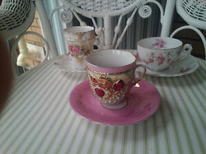 Antique cups and saucers Cambridge Kitchener Area image 1