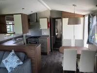 HIGH SPEC STATIC CARAVAN ON NORTH WALES' BEST 5 STAR HOLIDAY PARK | HUGE DECKING
