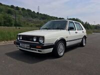 1991 MK2 GOLF GTI 1.8 8v ALPINE WHITE UN-MOLESTED ORIGINAL CAR