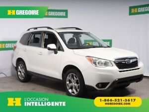 2016 Subaru Forester i Limited AWD CUIR TOIT NAV MAGS