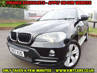 2007 BMW X5 3.0d Auto SE - Service History - KMT Cars