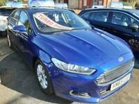 2015 Ford Mondeo 2.0 TDCi ECOnetic Style 5dr Hatchback Diesel Manual