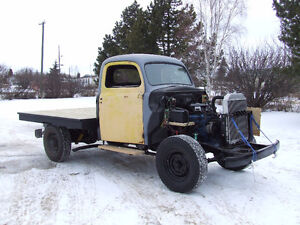 1950 Ford F-68 Truck