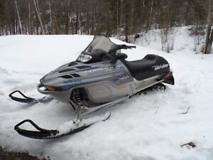 Ski Doo Formula Deluxe 700, Excellent Condition, Fully Loaded