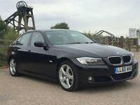 2010 60 BMW 3 SERIES 2.0 320D EFFICIENTDYNAMICS 4D 161 BHP DIESEL