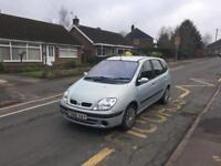 Renault Scenic 1.6 16v 2001MY Authentique low mileage long M.O.T