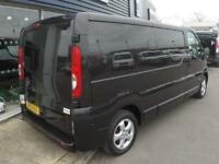 2013 Vauxhall VIVARO 2900 CDTI SPORTIVE LWB VAN Manual Panel Van