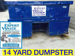** DUMPSTERS ** SOIL CLEAN FILL REMOVAL ** 416-246-0260 London Ontario image 1