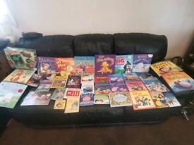 Children's books and board games