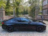 14 PLATE BMW 320i SPORT xDRIVE PETROL 54,729 MILES M PERFORMANCE SAT NAV XENONS